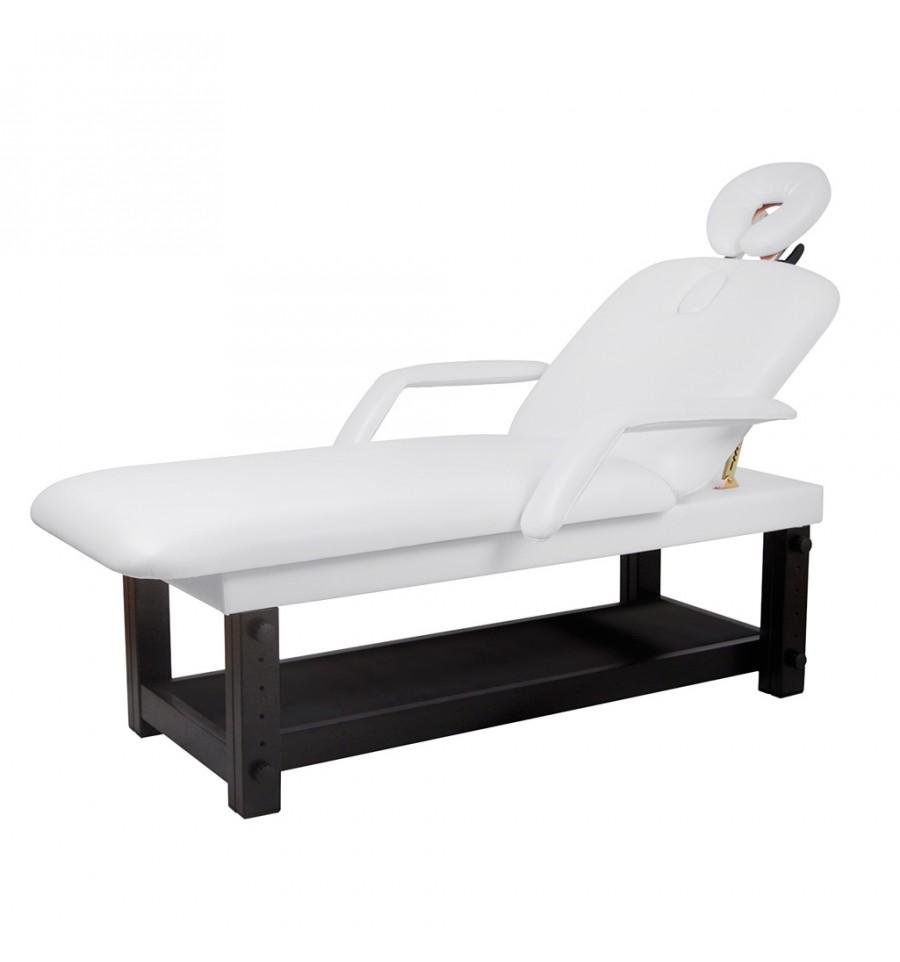 table de massage en bois 2 plans radus. Black Bedroom Furniture Sets. Home Design Ideas
