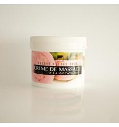 Crème de modelage pour le Visage à la Goyave Rose Pot de 400 ml