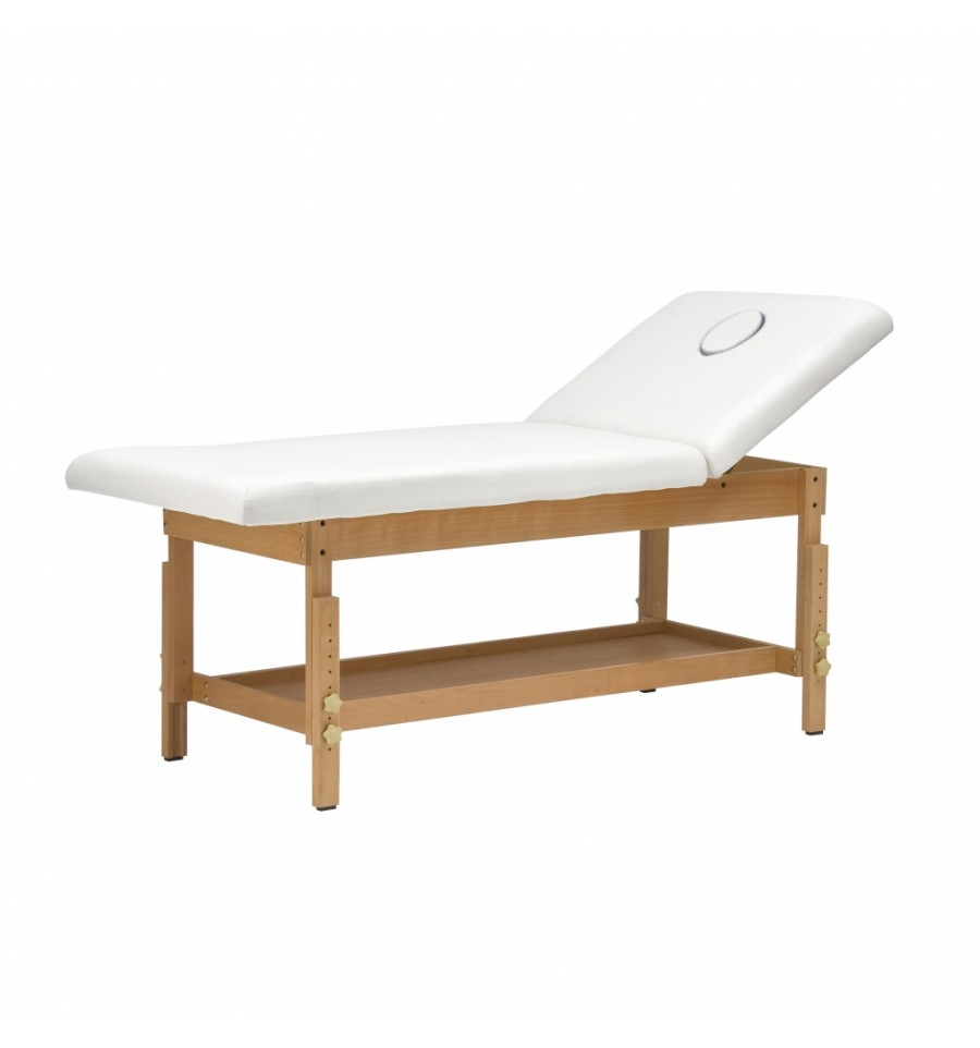 "Table de Massage 2 plans en bois""Bito"" # Table De Massage En Bois"