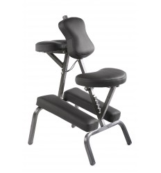 "Chaise de massage portable (PU) ""Cleid"""