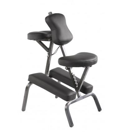 chaise de massage portable pu cleid. Black Bedroom Furniture Sets. Home Design Ideas