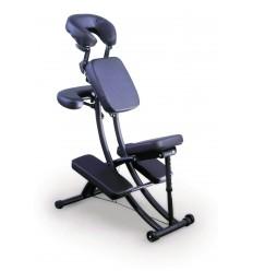 Table d 39 esth tique lectrique pu 3 moteurs tempo - Chaise de massage electrique ...