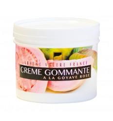 Crème gommante pour le visage à la Goyave Rose Pot de 400 ml