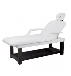 "Table de massage en bois 2 plans ""Radus"""