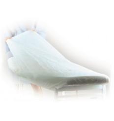 Drap Housse de table Non Tissé 90 x 220 cm Sachet de 5 ex