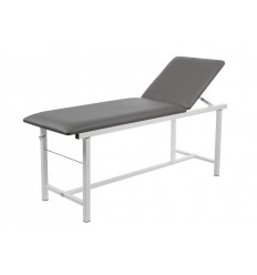 "Table de Massage fixe à 2 plans (PVC) ""Zyga"""