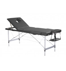 "Table de Massage portable en aluminium (PVC) ""Eron"""