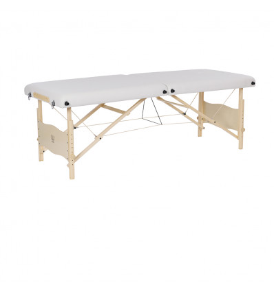 "Table de Massage portable en bois ""Plenic"""