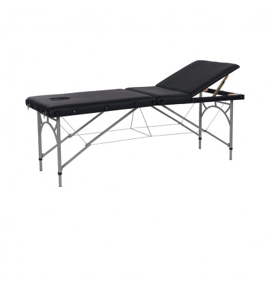 "Table de Massage portable en aluminium (PVC) ""Vastis"""