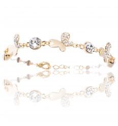 """Bracelet """"Le Monarque Doré"""""""