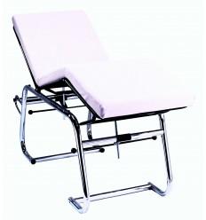 Housse de table éponge Luxe Blanche largeur 80 cm