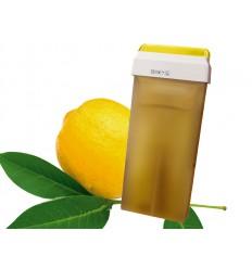 Cire BIO Roll on au citron 100 ml (utilisation avec bandes)